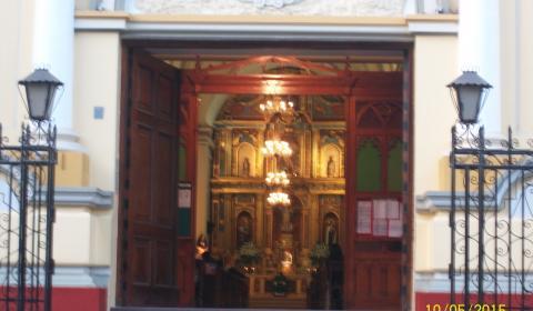Caracterizada por su estilo barroco y churrigueresco y Primer bastión de la Fe Católica.