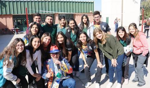 Alumnos  de  6º1º