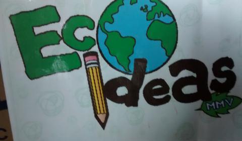 Logotipo ECOIDEAS original (una escuela)
